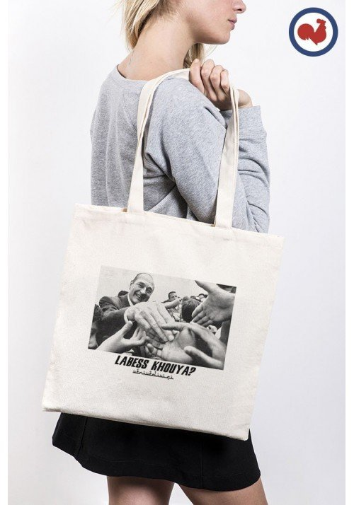 La Bess Khouya Totebag Made in France
