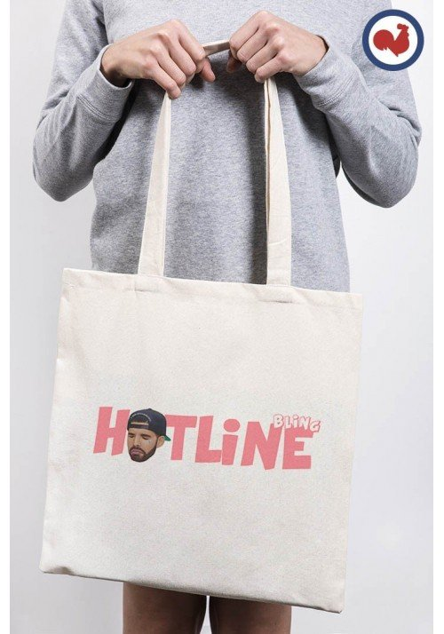 Hotline Totebag Made in France
