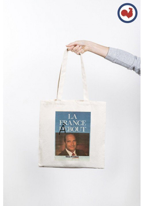 Tote Bag La France à Bout