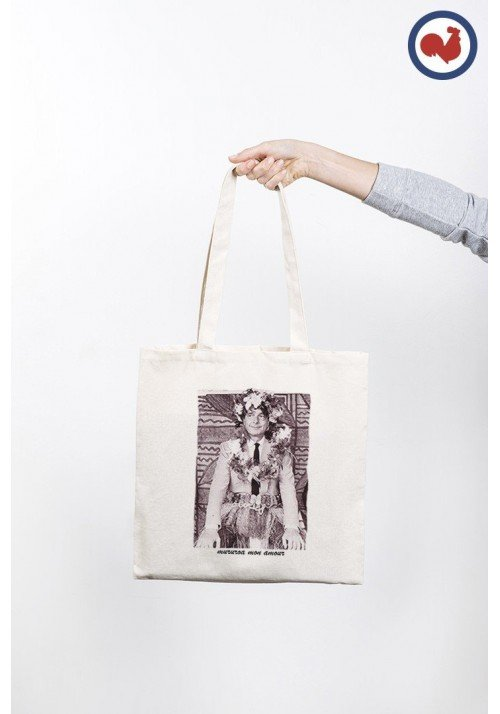 Mururoa Totebag Made in France