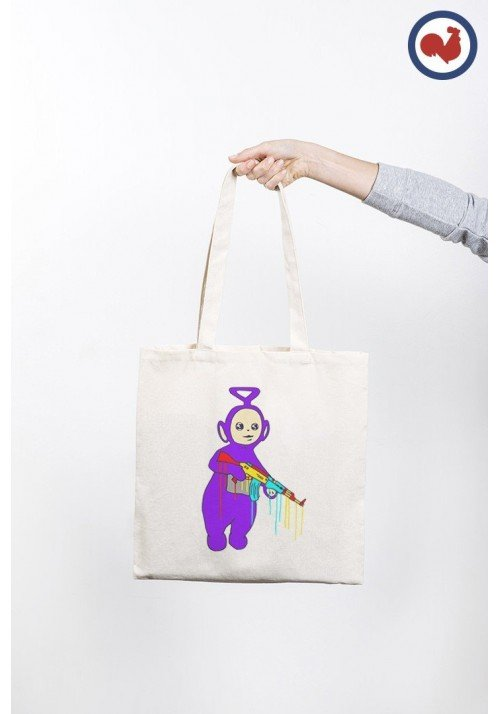 Bad Tubbies Totebag Made in France