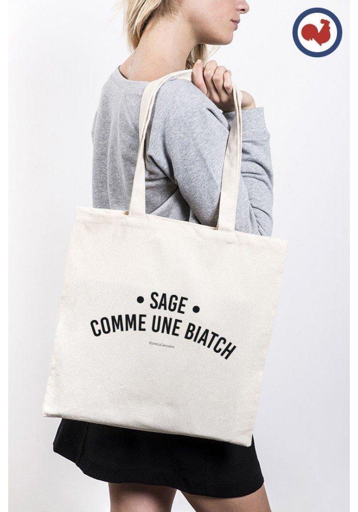 Tote Bag Sage comme une biatch