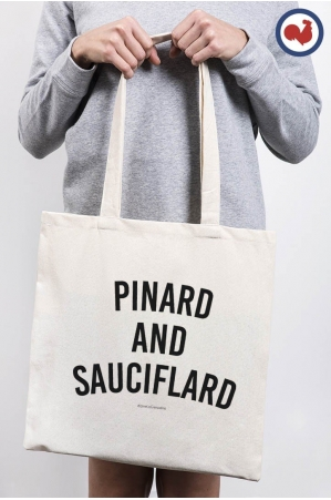 Pinard and Sauciflard Totebag Made in France