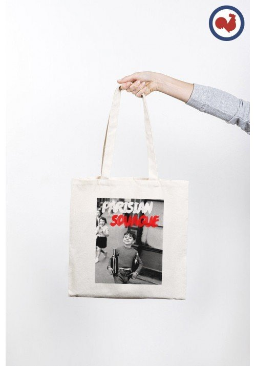 Parisian Souague Totebag Made in France