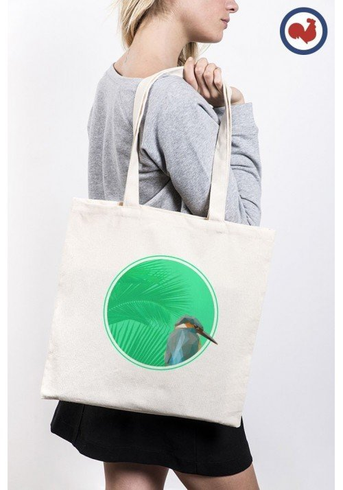 Colibri Totebag Made in France