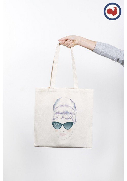 Audrey Totebag Made in France