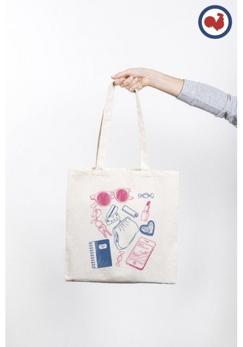 Sac de Zouz Totebag Made in France