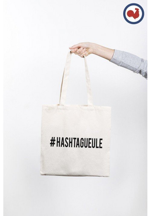 Hashtagueule Totebag Made in France