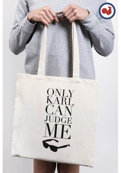 Only Karl Totebag Made in France