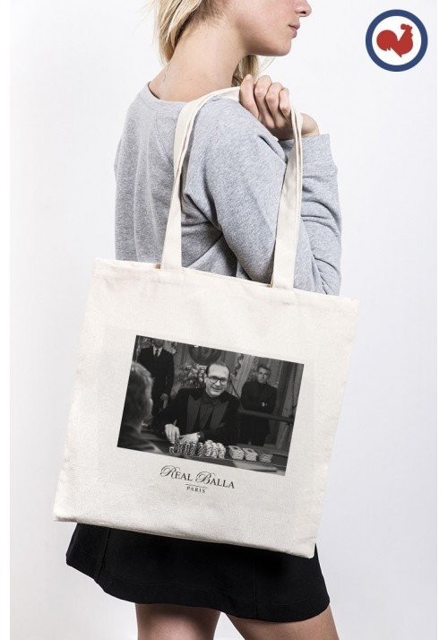 Chirac Casino Totebag Made in France