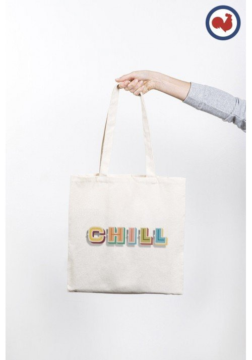 Chill Totebag Made in France