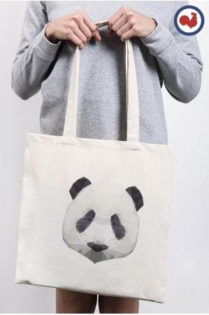Panda Totebag Made in France