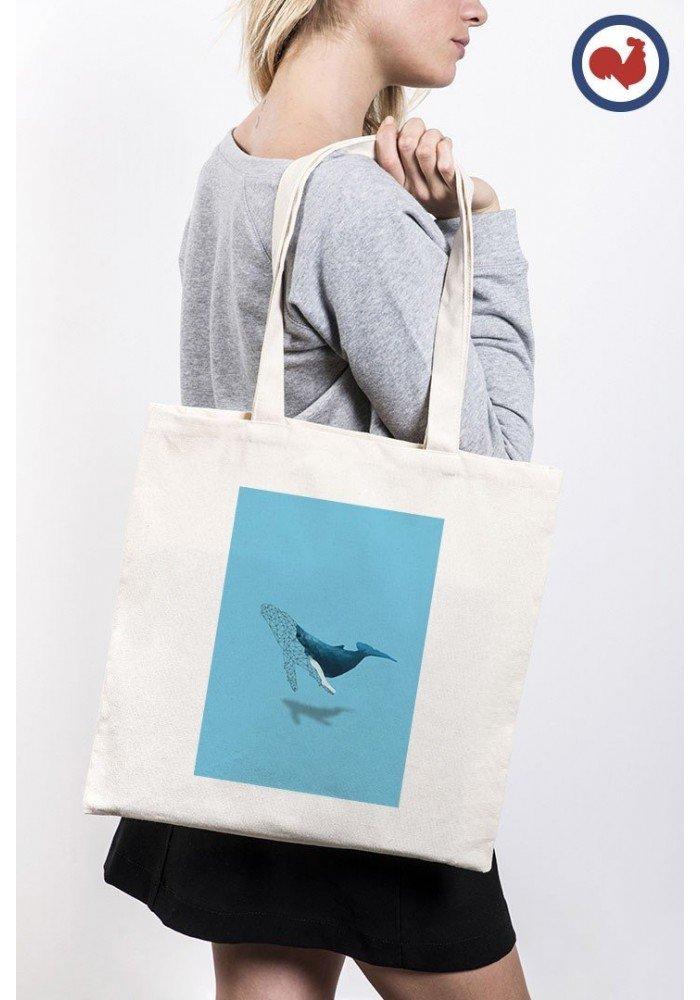 Tot Bag Baleine ManiOne