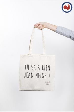 Jean Neige Totebag Made in France