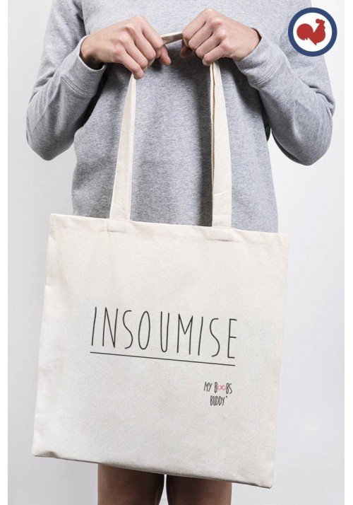 Insoumise Totebag Made in France