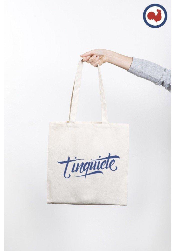 Tote Bag T'inquiète