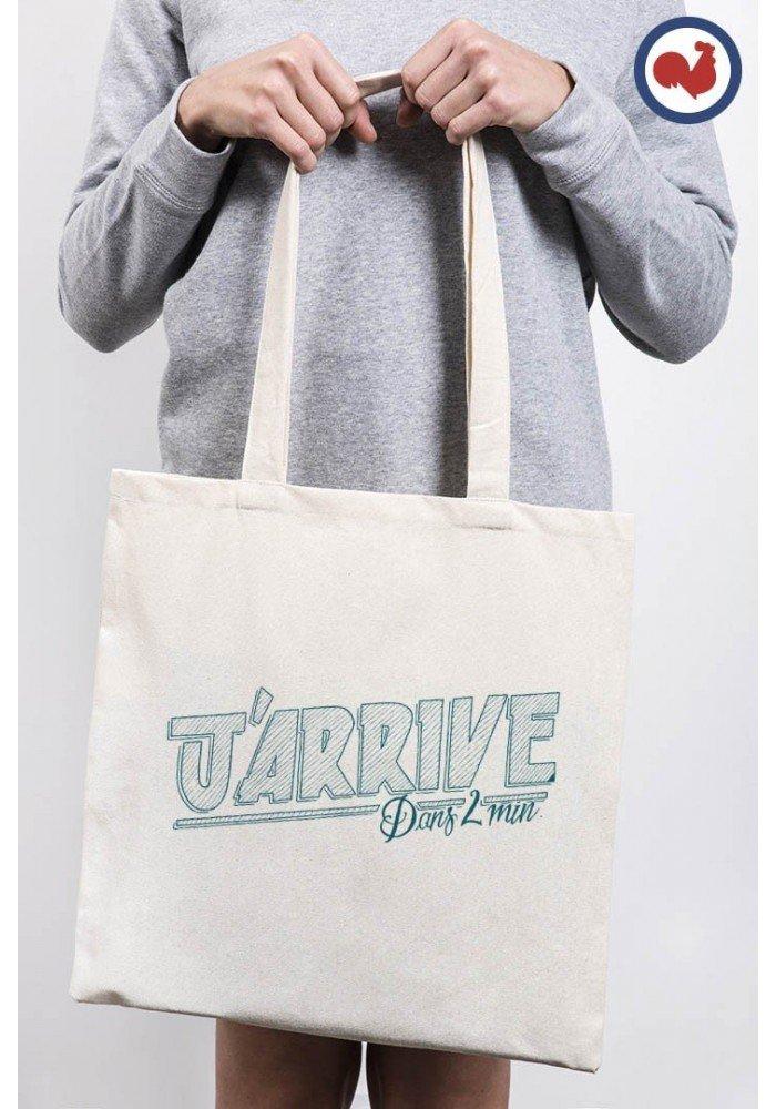 Tote Bag Promis J'arrive