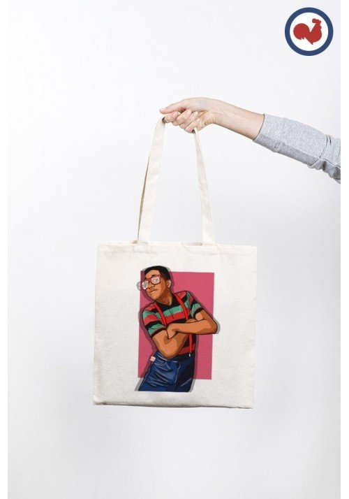Steve Urkel Totebag Made in France