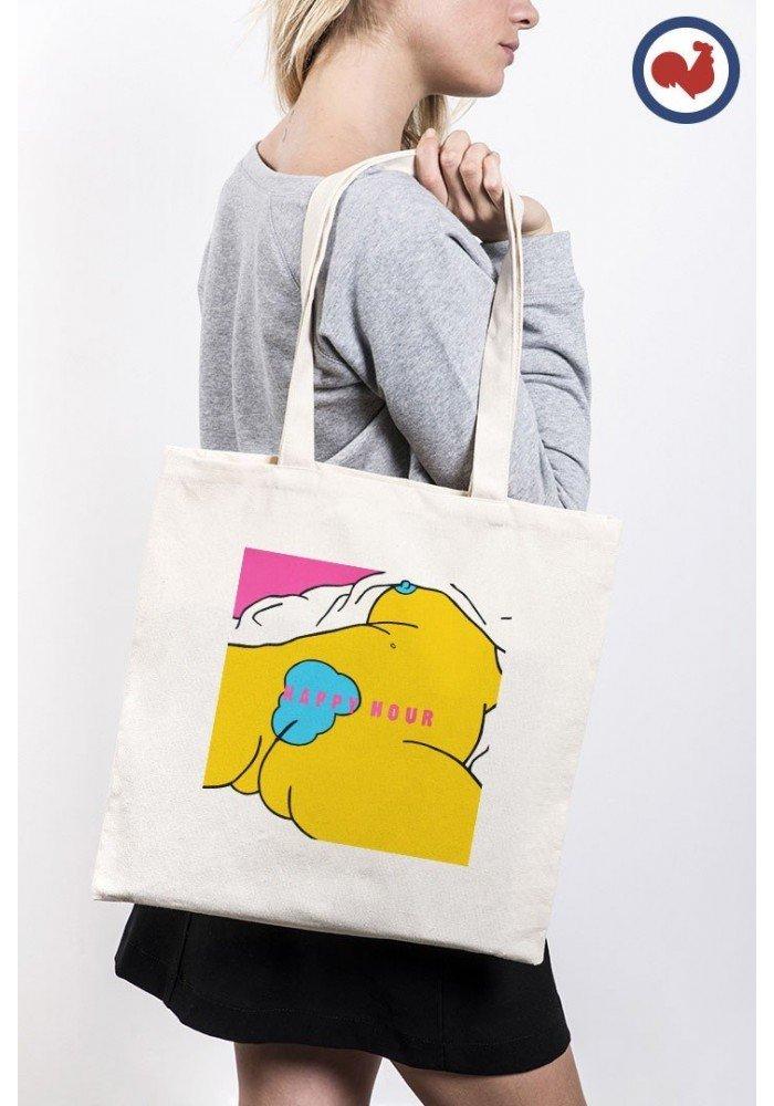 Tote Bag Happy Hour