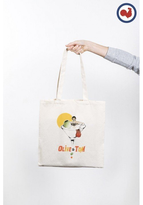 Le Tom Totebag Made in France