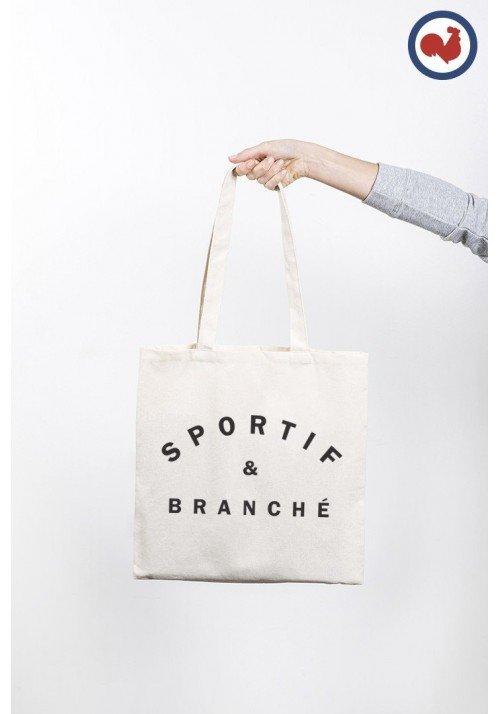 Sportif et Branché Totebag Made in France