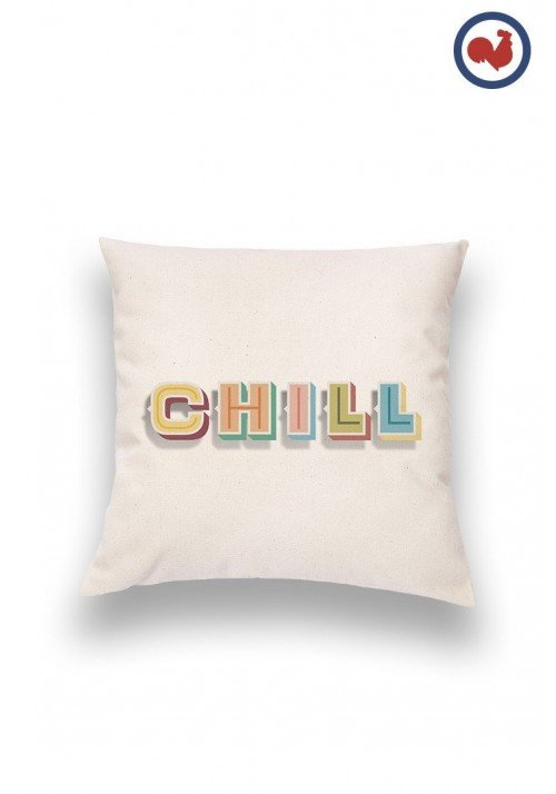 Chill Coussin Made in France Bio