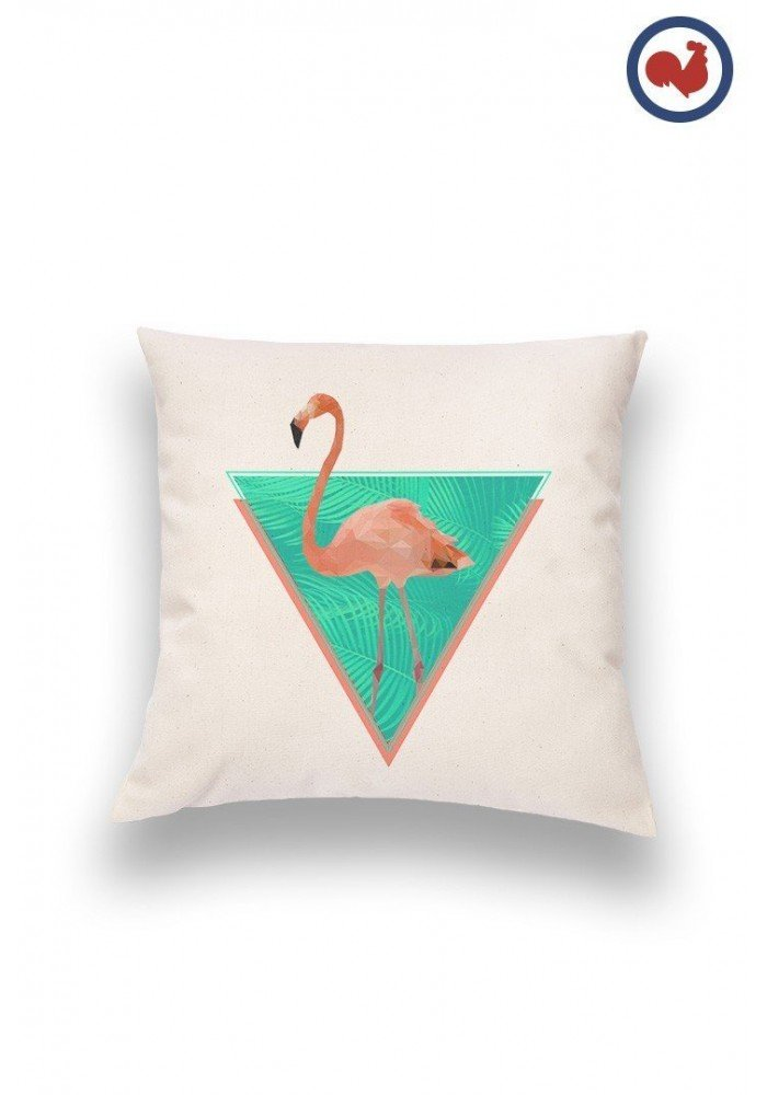 Flamand Coussin Made in France Bio