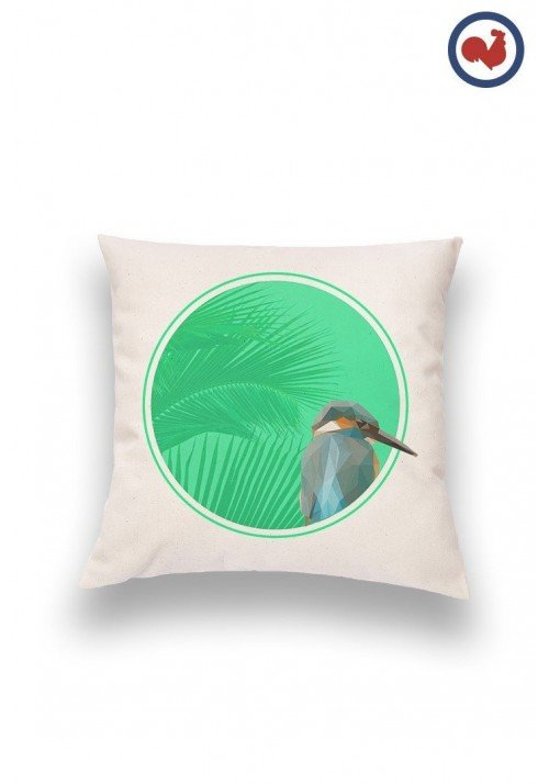 Colibri Coussin Made in France Bio