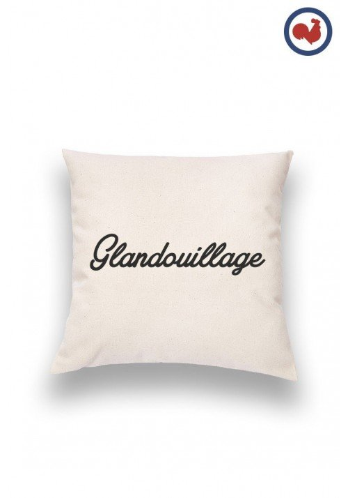 Glandouillage Coussin Made in France Bio