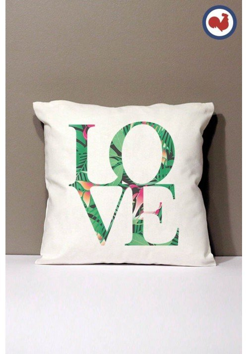 Love Coussin Made in France Bio