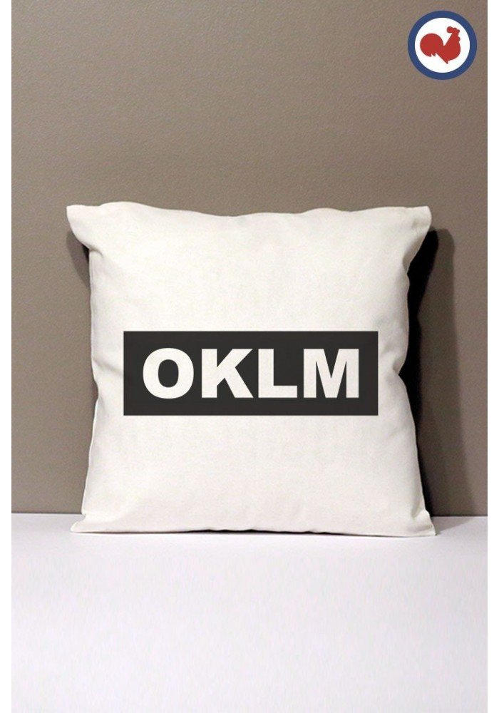 OKLM Coussin Made in France Bio