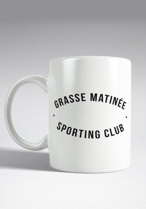 Grasse matinée Mug