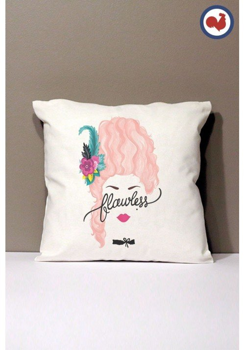 Marie Antoinette Coussin Made in France Bio Flawless