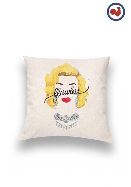 Marilyn Coussin Made in France Bio Flawless