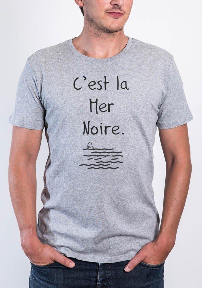 Tshirts Homme La mer Noire