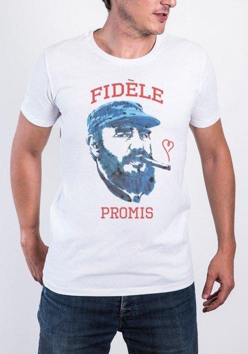 Fidèle T-shirt Homme Col Rond