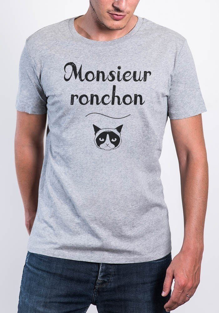 Tshirts homme monsieur Ronchon