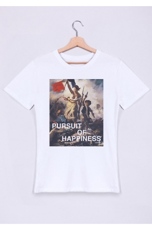 Pursuit of Happiness T-shirt Homme Col Rond