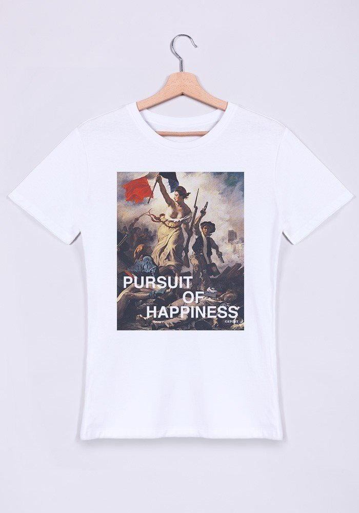 Tshirt Homme Pursuit of Happiness