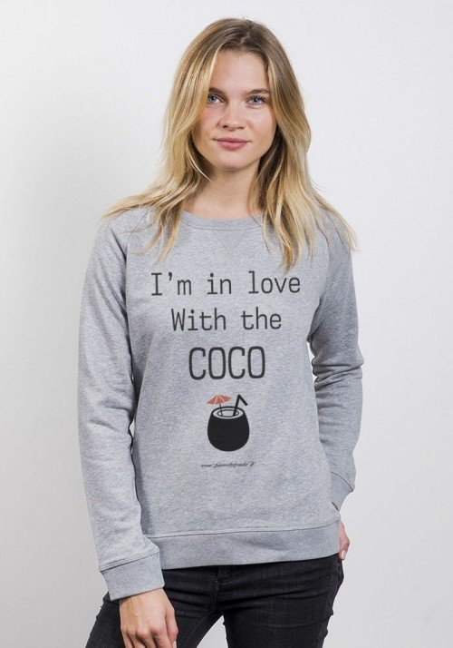 I'm in love with The Coco - Sweat Femme
