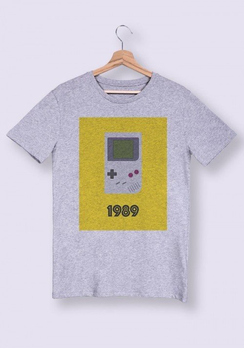 1989 T-shirt Homme Col rond