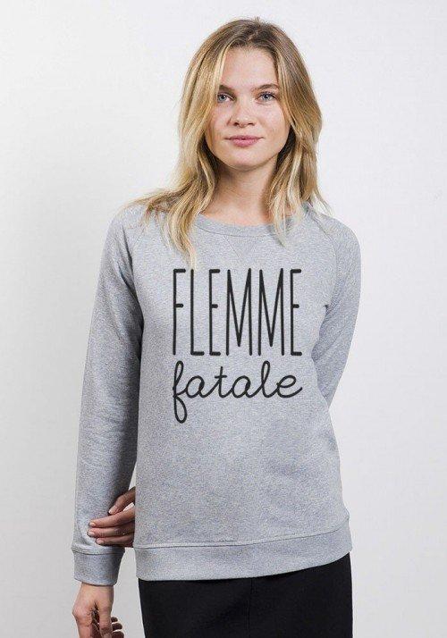 Flemme Fatale Sweat Femme