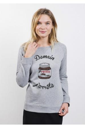 Nutella - Sweat femme