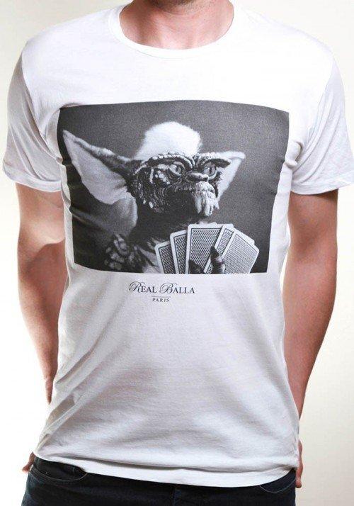 Gremlins T-shirt Homme Col Rond