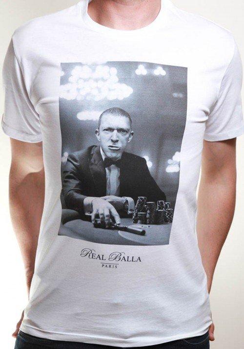 La Haine T-shirt Homme Col Rond
