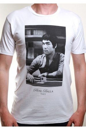 Bruce Lee  T-shirt Homme Col Rond