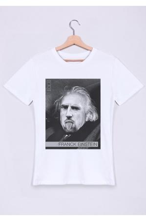 Franck Einstein T-shirt Homme Col Rond