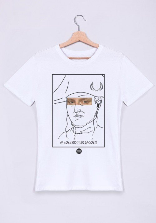Napoleon T-shirt Homme Col Rond