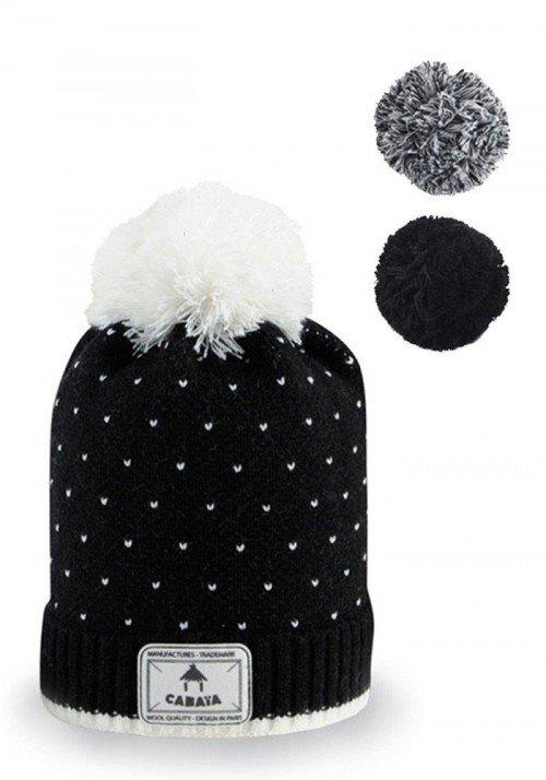 CAIPIRINHA Noir - Bonnet