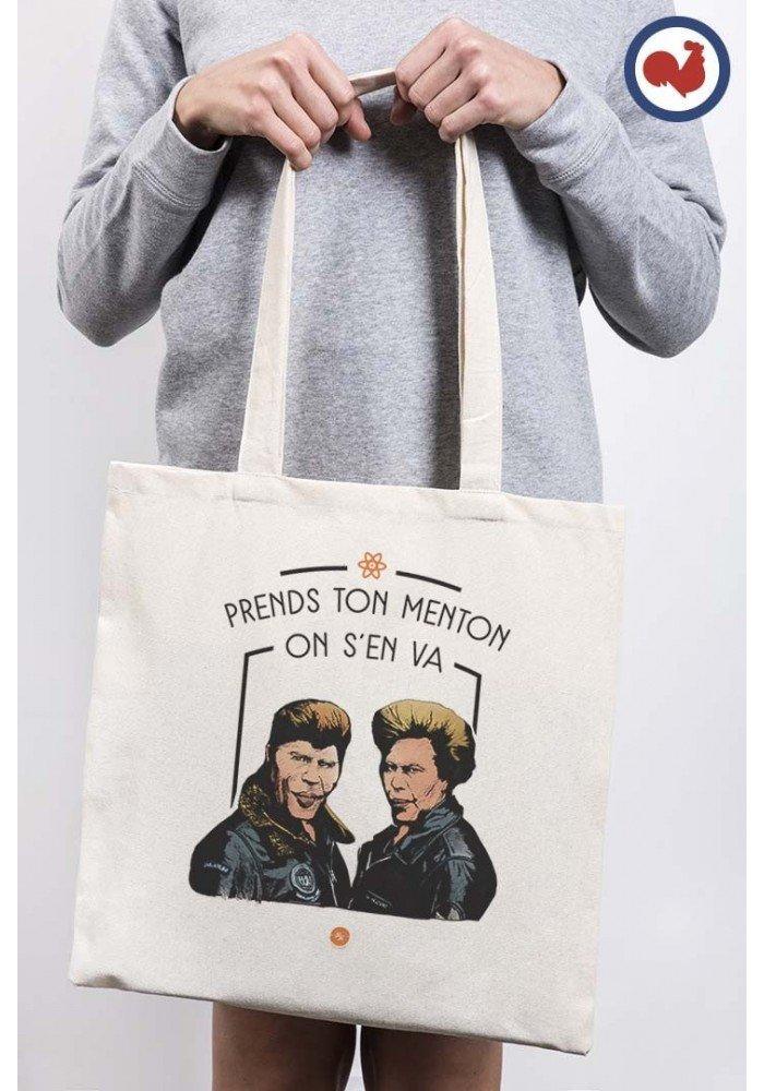 """""""Bogdanov"""" Tote Bag Made in France"""